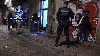 Golpe policial al tráfico de migrantes en Barcelona