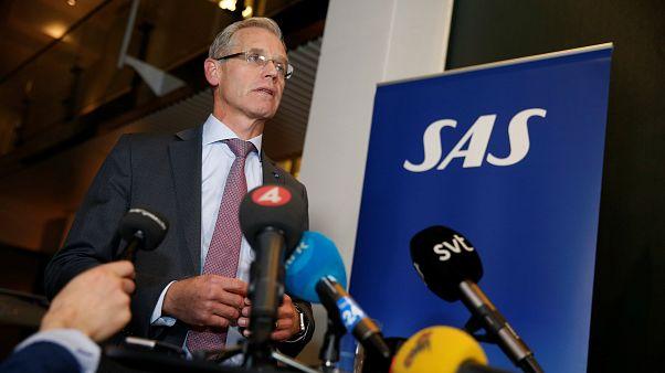 İskandinav Havayolları'nda (SAS) grev sona erdi, uçuşlar tekrar başlıyor