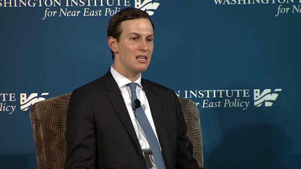 كوشنر: خطة السلام في الشرق الأوسط ستكون نقطة بداية جيدة