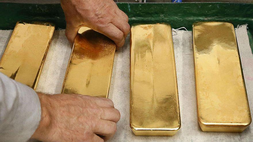 Mindenki aranyat vásárolt az idei év első három hónapjában