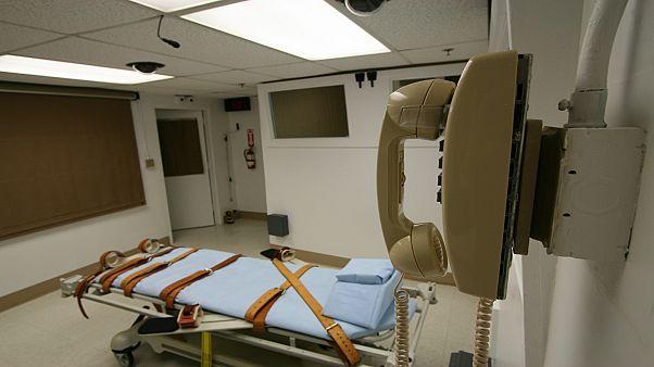 غرفة تنفيذ أحكام الإعدام