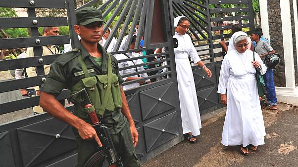 Sri Lanka'da terör saldırısı tehdidine karşı ayinler ikinci kez iptal edildi
