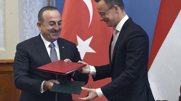 Szijjártó szerint nem őszinte az EU Törökországgal szemben