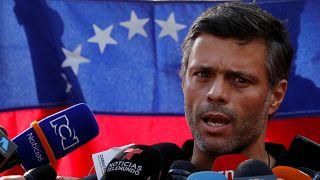 Venezuela opposition leader Leopoldo Lopez reveals he held talks with senior military officials