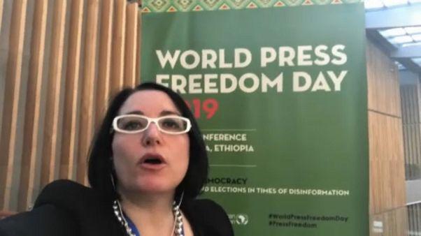 Свобода печати как цель