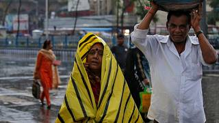 "Циклон ""Фани"" ударил по восточному побережью Индии"