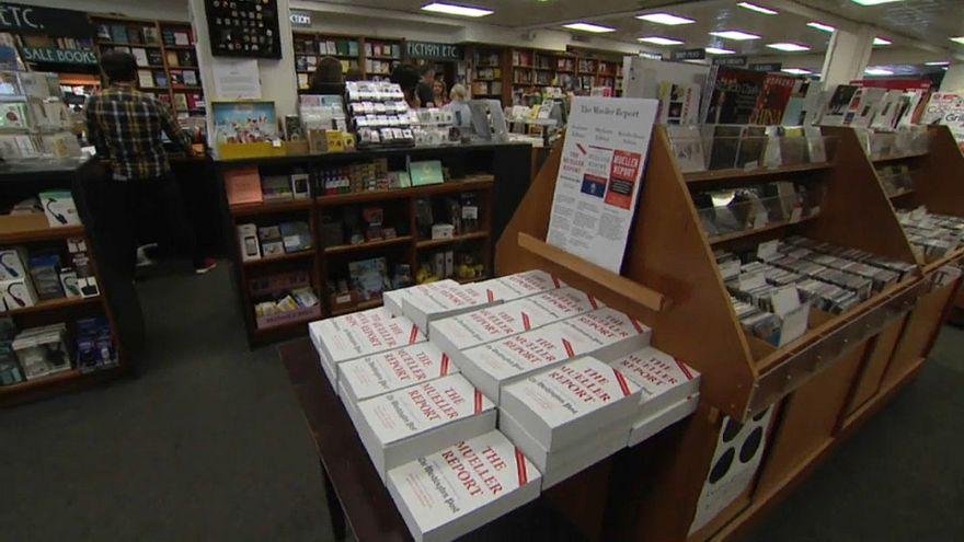 تقرير مولر يتصدر قائمة أكثر الكتب مبيعا بعد أسبوع من طرحه في الأسواق