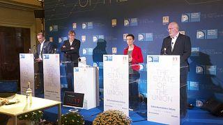 Европейское ФБР, беженцы и налоги