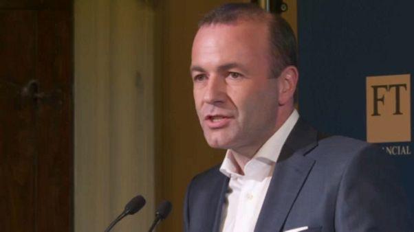 Debate a cuatro de cara a las elecciones europeas