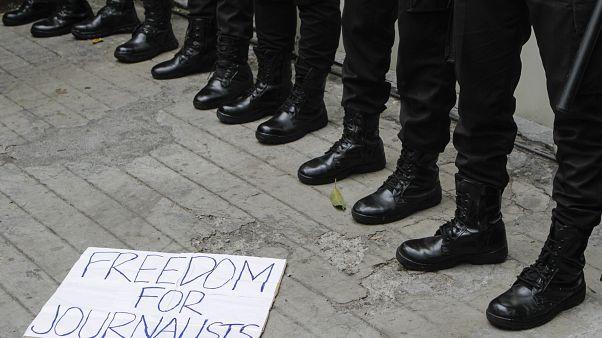 3 Mayıs Dünya Basın Özgürlüğü Günü'ne Türkiye'de 191 gazeteci tutuklu giriyor
