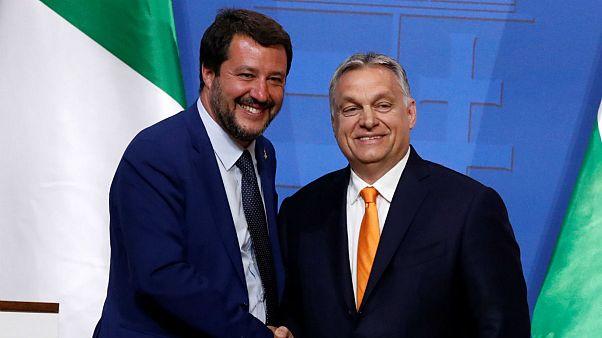 وزیر کشور ایتالیا: برای مبارزه با خلافت اسلامی در اروپا به ملیگراها رای دهید