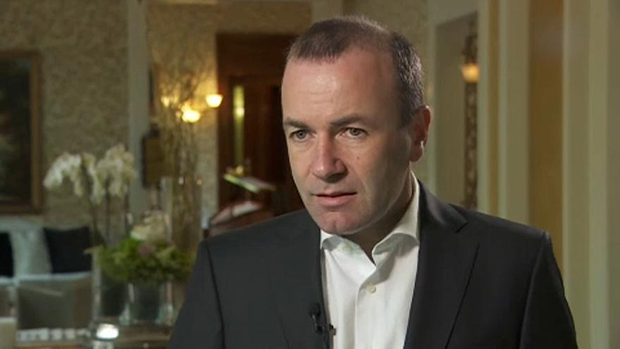 """Le nationalisme est de retour en Europe"", selon Manfred Weber"