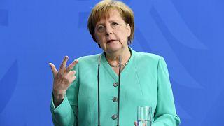 Merkel: az Európai Néppárt nem fog együttműködni a radikális jobboldallal