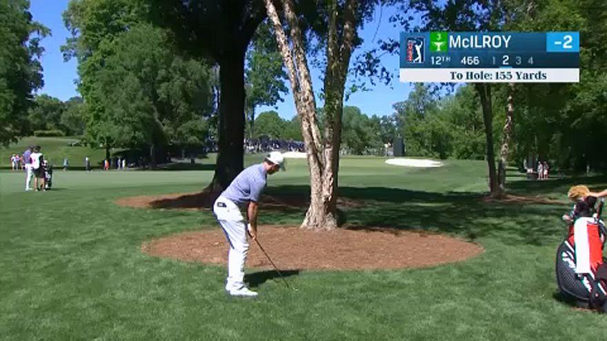 Golf: McIlroy is vezet Charlotte-ban