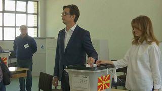 Nordmazedonien: 2. Runde der Präsidentschaftswahl steht an