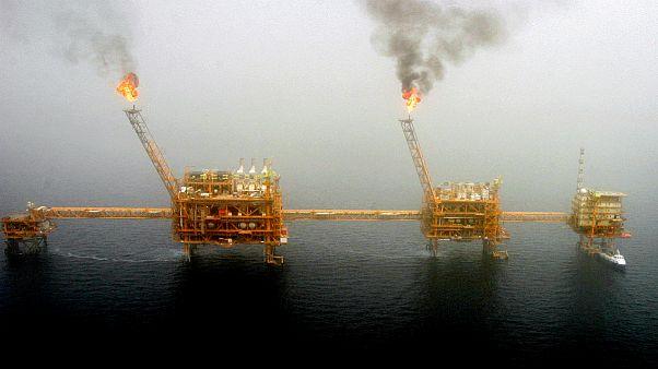 کاهش صادرات نفتی ایران در ماه مه