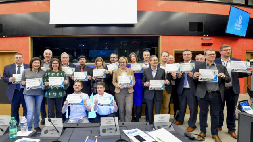 MEPs supporting the Vote for Animals 2019 campaign