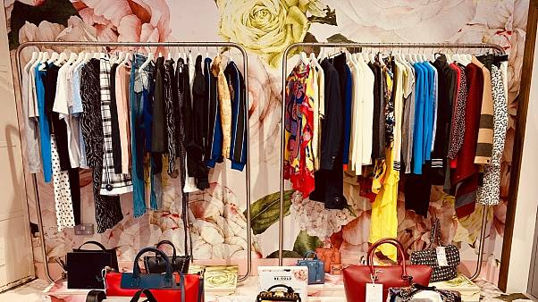 Why the new Harrods charity shop is an ode to sustainable fashion