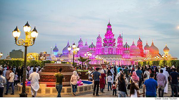 Dubai's best theme parks
