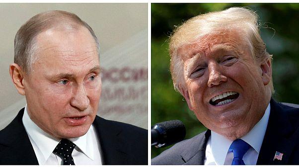 Trump ve Putin Çin'in dahil olduğu nükleer anlaşma olasılığını görüştü