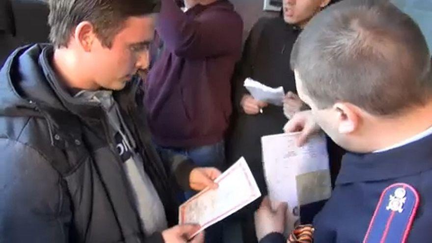 Sok donyecki kéri az orosz állampolgárságot