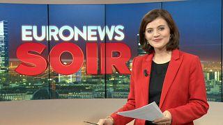 Euronews Soir : l'actualité du vendredi 3 mai