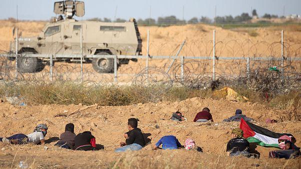 إسرائيل تقتل مسلحين اثنين من حماس في غزة