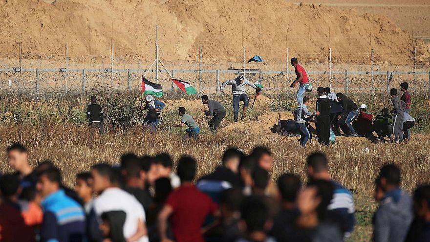 Gaza: razzi contro Israele in risposta ai tre morti palestinesi