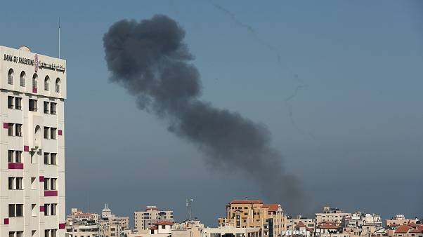 Death tolls rise in surging Israel-Gaza fighting