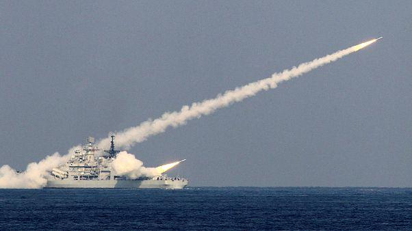 Kuzey Kore kısa menzilli füze ateşledi