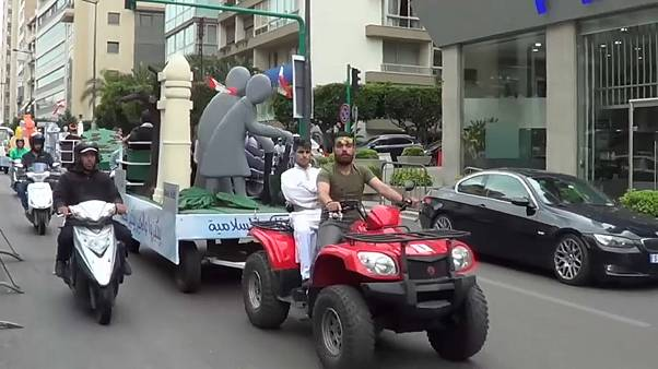 استعدادات بيروت لاستقبال شهر رمضان