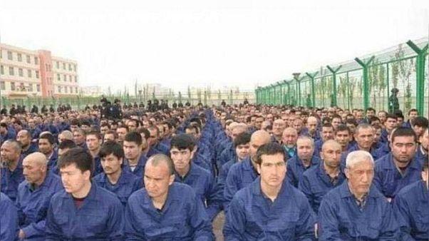 ABD: Çin ülkedeki Müslüman azınlığı toplama kamplarına koyuyor