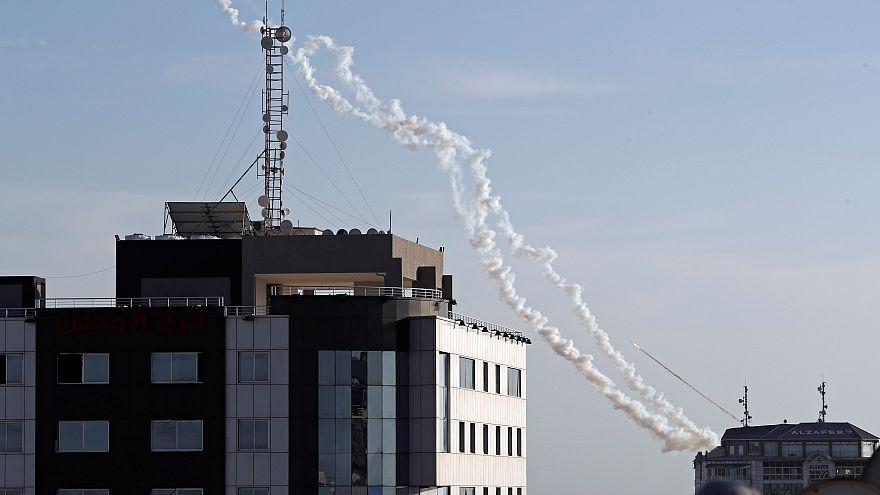 اتحادیه اروپا خواستار «توقف فوری» حملات راکتی به اسرائیل شد
