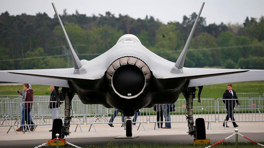 ABD'de F-35'lerin Türkiye'ye transferinin sınırlandırılması için yeni bir tasarı sunuldu