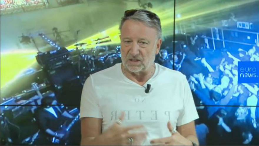 'I'm embarrassed for England': Joy Division star Peter Hook on Britain's political turmoil