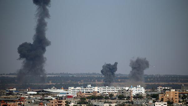 Gaza: Gewaltausbruch dauert an