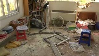 Gaza : après les tirs de roquettes, Israël riposte