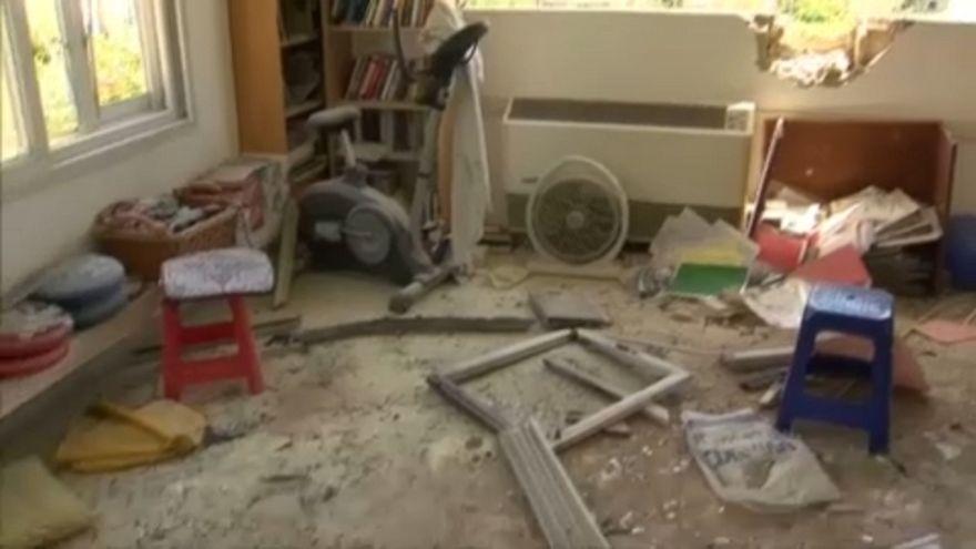 Israel ataca posições do Hamas