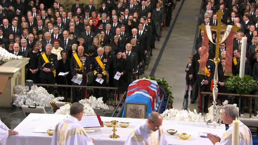 Люксембург простился с великим герцогом Жаном