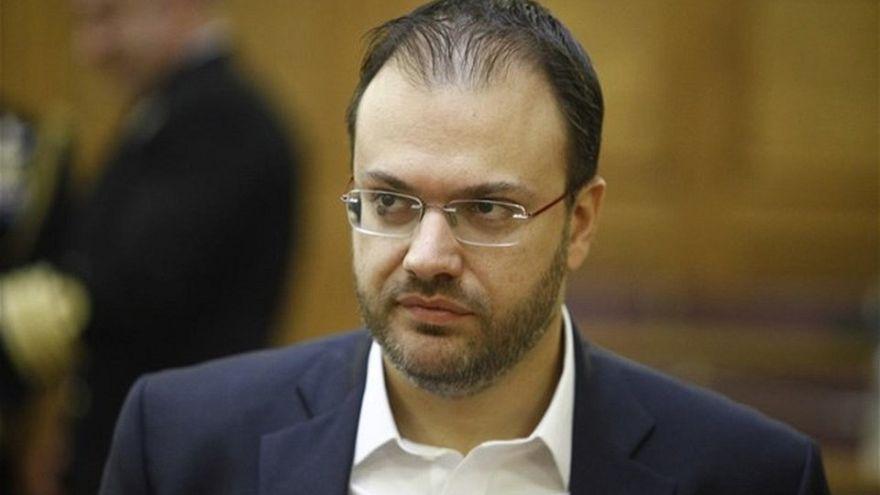Νέος υπουργός Τουρισμού o Θανάσης Θεοχαρόπουλος