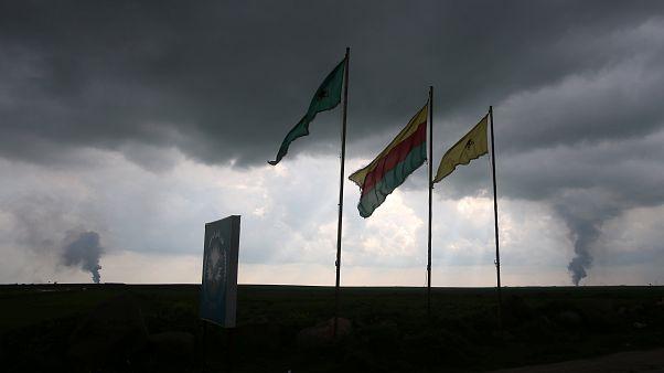 YPG bayrağı