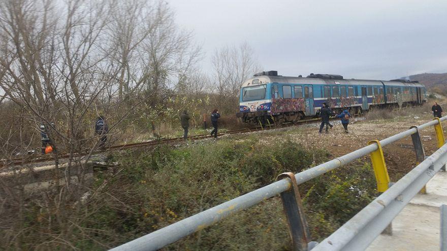 Ημαθία: Δύο νεκροί από σύγκρουση τρένου με αυτοκίνητο