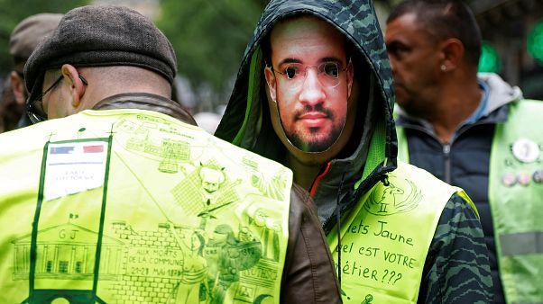 بیست و پنجمین شنبه اعتراضی جلیقه زردها؛ تعداد معترضان کاهش یافت