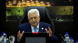 الرئيس الفلسطيني يجدد رفضه لخطة السلام الأمريكية