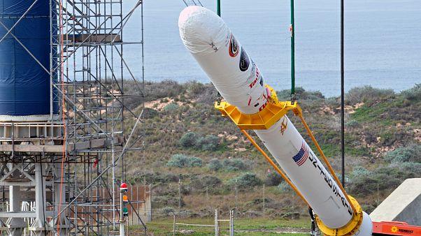 موشک تاروس در یکی از ماموریتهای شکست خورده ناسا