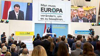 El canciller austríaco propone renegociar el Tratado de Lisboa