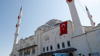 Camlica in Istanbul: Erdogan officially opens Turkey's largest mosque