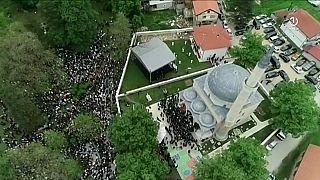 شاهد: إعادة افتتاح مسجد دمرته حرب البوسنة