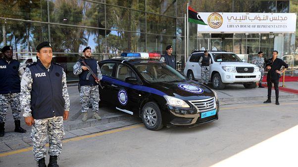 مقتل 710  من المسلحين الموالين للحكومة الليبية المعترف بها منذ بدء معركة طرابلس