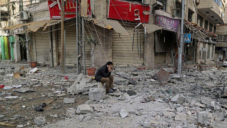 Razzi su Israele, bombardamenti su Gaza